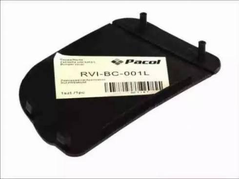 Pacol RVIBC001L - Покриття буфера, причіпне обладнання. autozip.com.ua