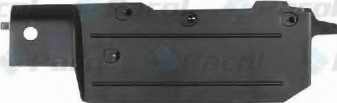 Pacol VOLHB002L - Аеродефлектор autozip.com.ua