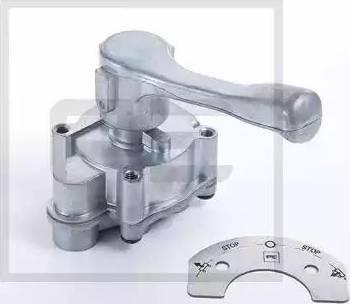 PE Automotive 084.603-00A - Клапан поворотною заслінки autozip.com.ua