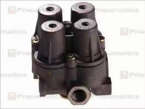 Pneumatics PN10024 - Клапан багатоциклової захисту autozip.com.ua