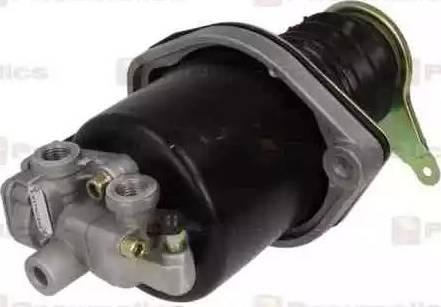 Pneumatics PN10127 - Підсилювач зчеплення autozip.com.ua