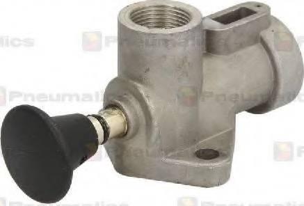 Pneumatics PN10249 - Електромагнітний клапан, ретардер autozip.com.ua
