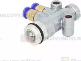 Pneumatics PN10240 - Прискорювальний клапан autozip.com.ua