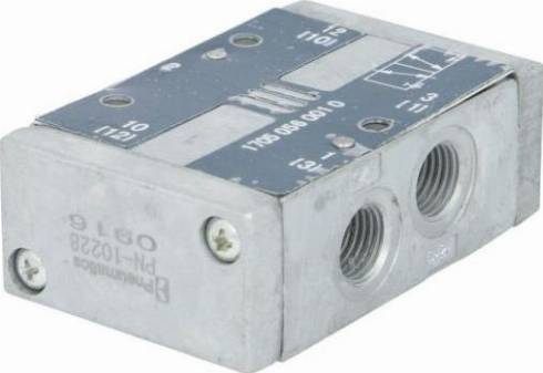 Pneumatics PN10228 - Клапан, управління підйомної віссю autozip.com.ua