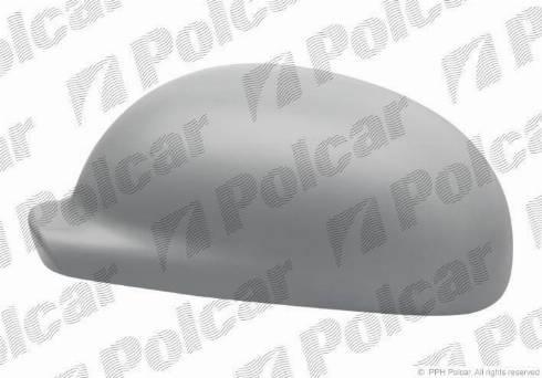 Polcar 574654PE - Покриття, зовнішнє дзеркало autozip.com.ua