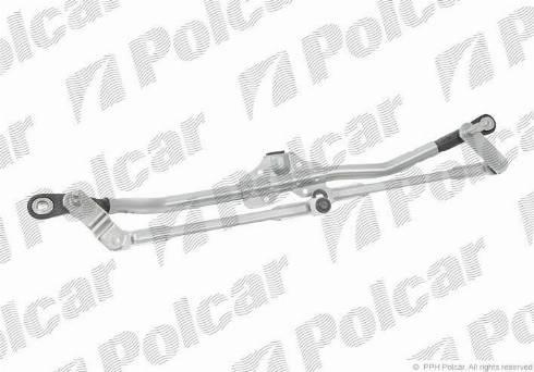 Polcar 6915MWP1 - Система тяг і важелів приводу склоочисника autozip.com.ua