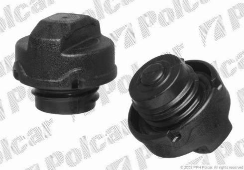 Polcar A6092B - Кришка, паливної бак autozip.com.ua