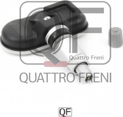 Quattro Freni QF05C00064 - Датчик частоти обертання колеса, контроль тиску в шинах autozip.com.ua