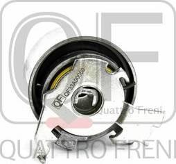 Quattro Freni QF33A00060 - Натяжна ролик, ремінь ГРМ autozip.com.ua