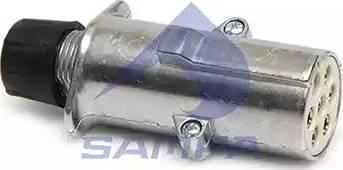 Sampa 095.014 - Адаптер, розетка autozip.com.ua