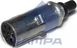 Sampa 095.016 - Адаптер, розетка autozip.com.ua