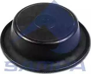Sampa 095111 - Мембрана, циліндр пружинного енерго-акумулятора autozip.com.ua
