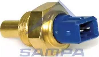 Sampa 096.243 - Термовимикач, вентилятор радіатора / кондиціонера autozip.com.ua