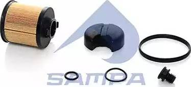 Sampa 040661 - Карбамідний фільтр autozip.com.ua
