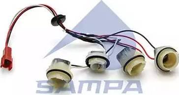 Sampa 042192 - Кабельний комплект, основна фара autozip.com.ua