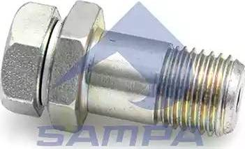 Sampa 021375 - Клапан, паливна система autozip.com.ua