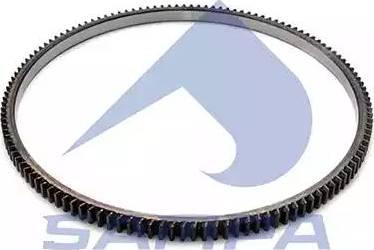 Sampa 022.472 - Зубчастий вінець, маховик autozip.com.ua