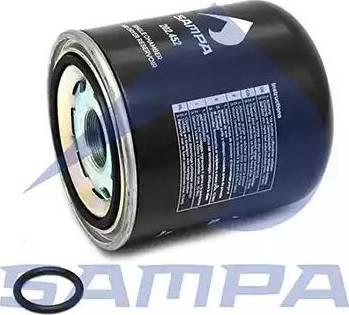 Sampa 202452 - Патрон осушувача повітря, пневматична система autozip.com.ua