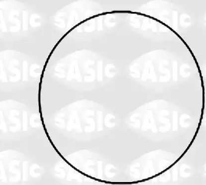 Sasic 1120780 - Комплект прокладок, гільза циліндра autozip.com.ua