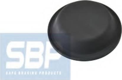 SBP 05DMT24 - Мембрана, мембранний гальмівний циліндр autozip.com.ua