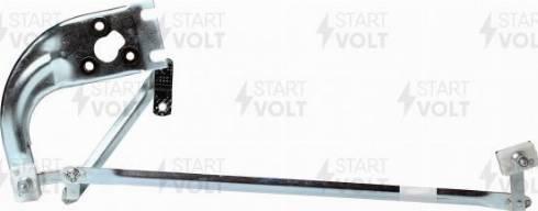 StartVOLT VWA 0101 - Система тяг і важелів приводу склоочисника autozip.com.ua