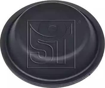 ST-Templin 02.130.7117.040 - Мембрана, мембранний гальмівний циліндр autozip.com.ua