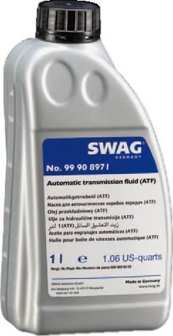 Swag 99908971 - Масло рульового механізму з підсилювачем autozip.com.ua