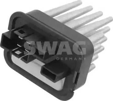 Swag 40927495 - Блок управління, кондиціонер autozip.com.ua