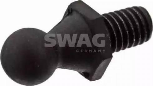 Swag 10 94 0838 - Кріпильний елемент, кожух двигуна autozip.com.ua