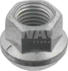 Swag 10 90 3857 - Гайка кріплення колеса autozip.com.ua