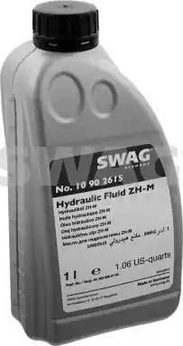 Swag 10902615 - Центральне гідравлічне масло autozip.com.ua