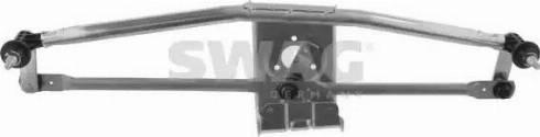 Swag 10936699 - Система тяг і важелів приводу склоочисника autozip.com.ua