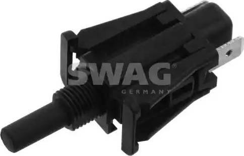 Swag 10 93 6744 - Вимикач, контакт двері autozip.com.ua