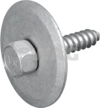 Swag 10104072 - Захист двигуна / піддону двигуна autozip.com.ua