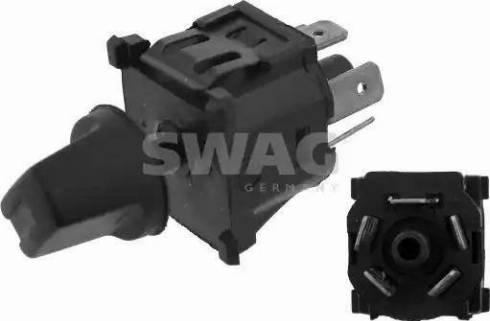 Swag 30914078 - Вимикач вентилятора, опалення / вентиляція autozip.com.ua