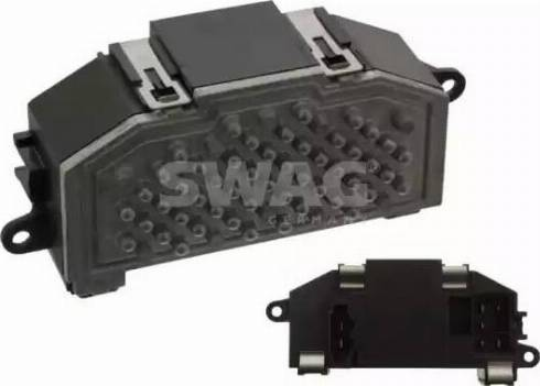 Swag 30939753 - Блок управління, опалення / вентиляція autozip.com.ua