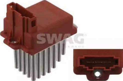 Swag 30930601 - Блок управління, кондиціонер autozip.com.ua