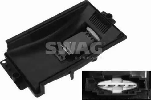 Swag 30933154 - Блок управління, опалення / вентиляція autozip.com.ua