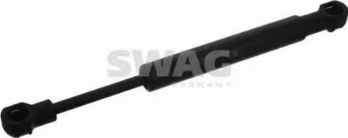 Swag 30937820 - Амортизатор педалі гальма стоянки autozip.com.ua