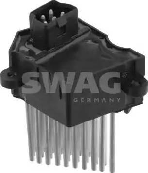 Swag 20924617 - Блок управління, кондиціонер autozip.com.ua