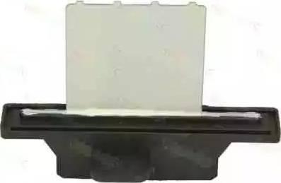 Thermotec DE1002TT - Додатковий резистор, вентилятор кондиціонера autozip.com.ua