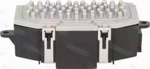 Thermotec DEA001TT - Блок управління, опалення / вентиляція autozip.com.ua