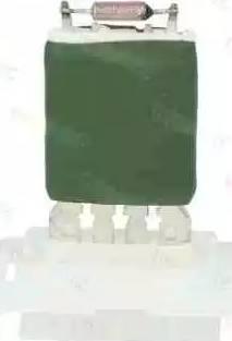 Thermotec DEC001TT - Додатковий резистор, вентилятор кондиціонера autozip.com.ua