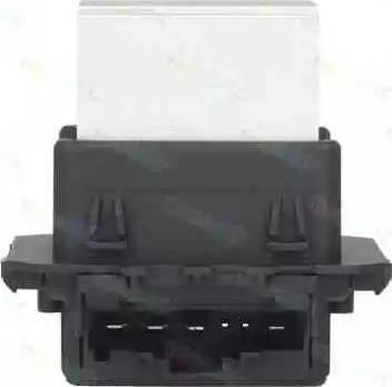 Thermotec DEC002TT - Додатковий резистор, вентилятор кондиціонера autozip.com.ua