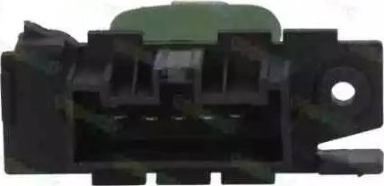 Thermotec DEF001TT - Додатковий резистор, вентилятор кондиціонера autozip.com.ua
