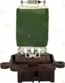 Thermotec DEF007TT - Додатковий резистор, вентилятор кондиціонера autozip.com.ua