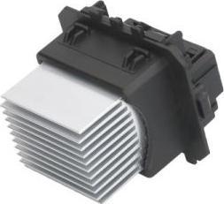 Thermotec DER004TT - Додатковий резистор, вентилятор кондиціонера autozip.com.ua