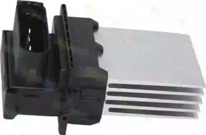 Thermotec DER005TT - Додатковий резистор, вентилятор кондиціонера autozip.com.ua