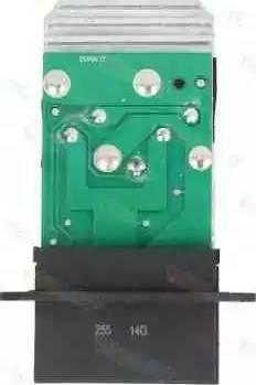 Thermotec DER003TT - Додатковий резистор, вентилятор кондиціонера autozip.com.ua
