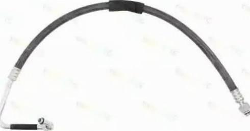 Thermotec KTT160018 - Трубопровід високого тиску, кондиціонер autozip.com.ua